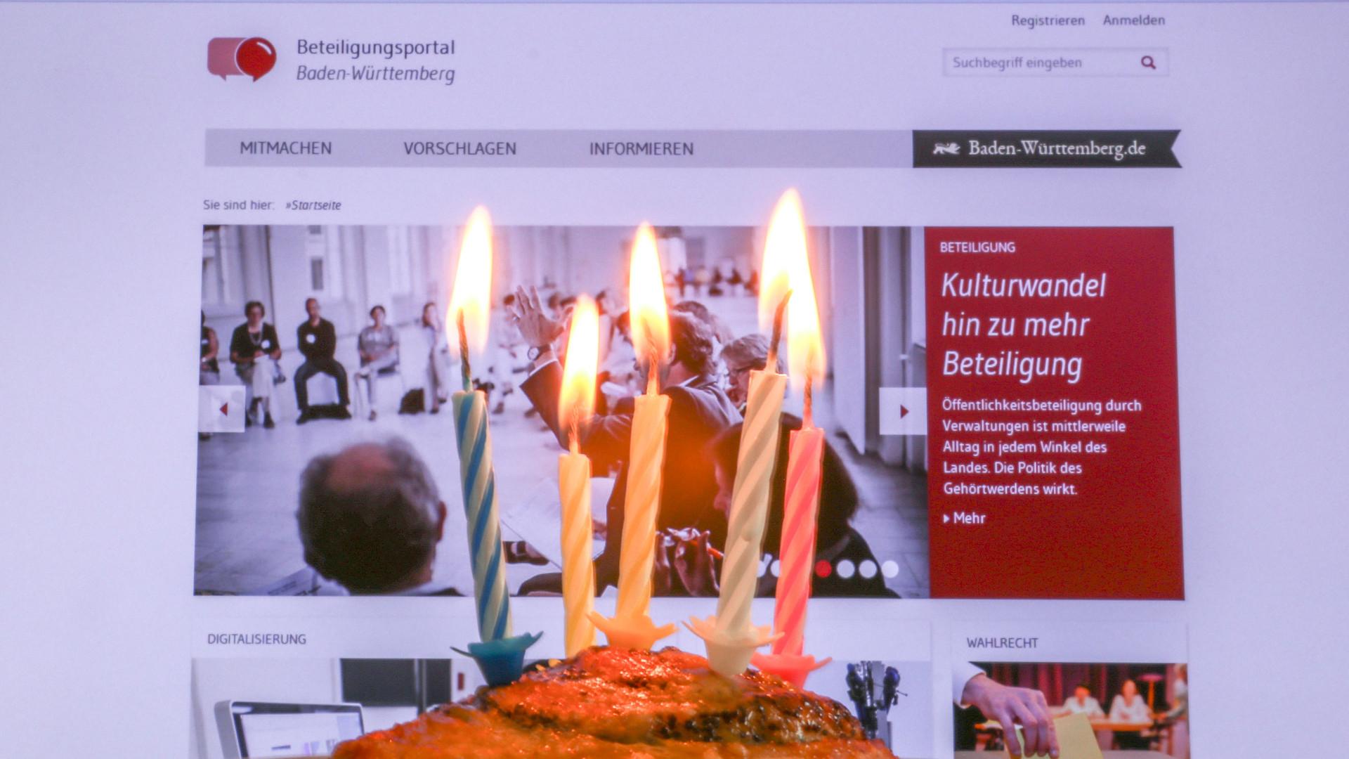 Alles Gute zum Geburtstag, Beteiligungsportal Beteiligungsportal ...